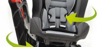 Seggiolino auto Nania Revo 360°: offerta e recensione